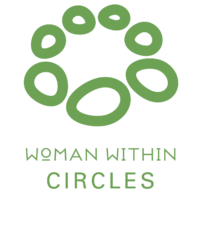 Woman Within Circles